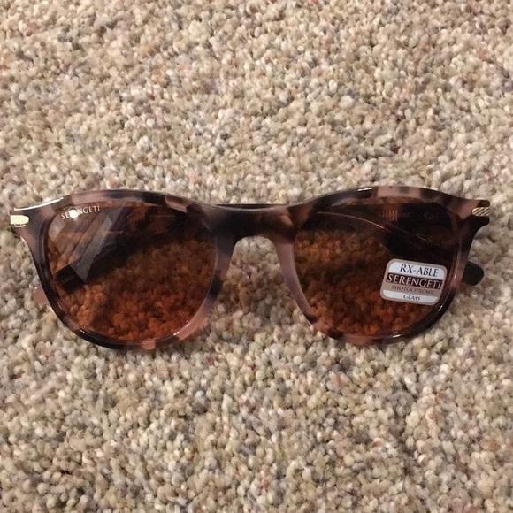 daaa0e4ebcd Serengeti Andrea Pink Tortoise Sunglasses